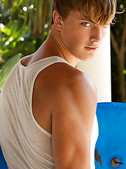 Hot muscle jock Mick Lovell by BelAmi Online image #12