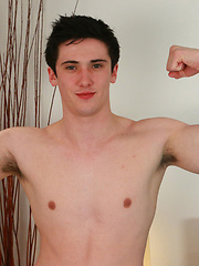 Young Straight Triathlete Brendan Strips & Works out his Hole - Not a Bad Start for a Straight Lad! by English Lads image #6