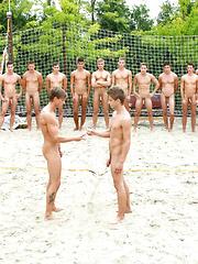 The 24 Boys Bareback 0rgy by BelAmi Online image #9