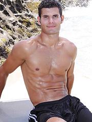 Hot stud Ian naked by SeanCody image #6