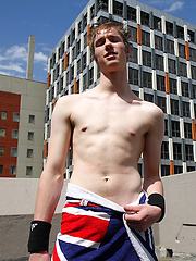 Ball Boy Henry Loch - Naked in the city by Bentley Race image #7