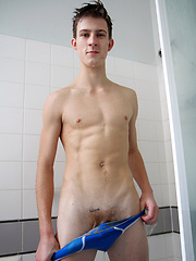 Soaping up my Fat Cock - Olly Daniels by Bentley Race image #8