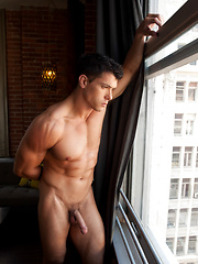 Beautiful muscle stud Anton Rivera by Randy Blue image #8
