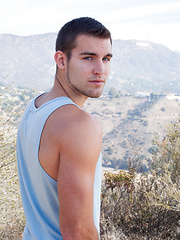 Working Up an Ethan Sweat by Randy Blue image #6
