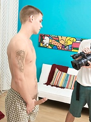 Mason Coxx and Trent Ferris in Casting Couch by Extra Big Dicks image #10