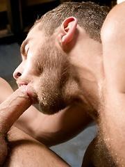 Shawn Wolfe & Tyson Reade cock sucking by Raging Stallion image #5