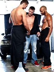 Riddick Stone, Ryan and Austin Storm in Dipsticks by Nextdoor Buddies image #9