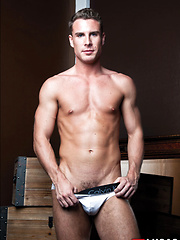 Owen Michaels Pounds Trace Kendall Bareback by Lucas Entetainment image #10