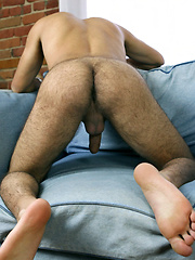 Taylor jacking off his uncut dick by Squirtz image #10