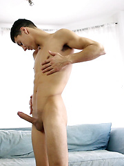 Sexy uncut twink Joey Lafontaine by Squirtz image #7