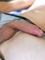 Skinny boy Kevric strokes dick by Squirtz image #6