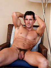 Dave strokes dick by Playgirl image #6