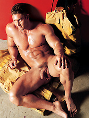 Playgirl hotties - Jeff, Peter and Richard by Playgirl image #6