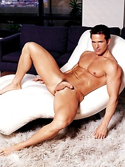 Sexy athlete Matt Kinney naked by Playgirl image #7