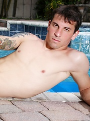 Scotty in Blue Swimsuit by Extra Big Dicks image #5
