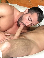 Connor Maguire and Jimmy Durano in Embrace, Scene 2 by Colt Studio image #8