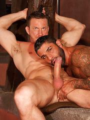 Raul and Tomas fucking by LucasKazan image #10