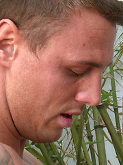 Straight Royal Marine Tyler Pumps Straight Lad Sam's Willing Hole by English Lads image #8