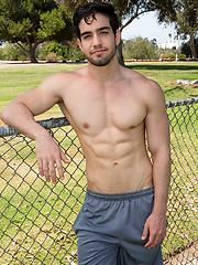 Hot muscle stud Enrique by SeanCody image #10