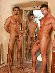 Happy  b-day threesome by LucasKazan image #13