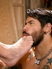 Fisting Central - Draven Torres & Shane Frost by Fetish Force image #11
