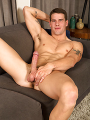 Tristan jacking off dick by SeanCody image #6