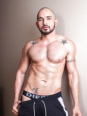Bareback Photos of gay porn star boyfriends Alex Torres and Andres Moreno by Randy Blue image #8