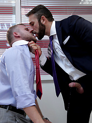 FROM BEHIND. Starring MALEK TOBIAS & JALIL JAFAR by Men at Play image #9