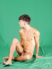 Twink dreamboat spreads his ass cheeks by Lohan 20 image #6