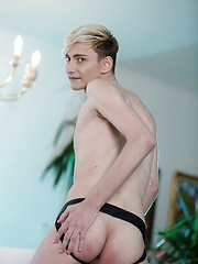 Gang Bang: It's Pants Off For A Raw, Big-Dicked Threesome – Topped Off By A Face-Load Of Spunk! by Staxus image #9
