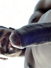 Monster Cocks: Cute Young Blond Gets Taken By Surprise By Devon LeBron's Oversized Buttpicker! by Staxus image #9