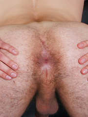 Lean college boy spreads his ass. by College Dudes image #5