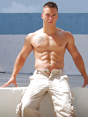 Italian Muscle Fratboy by College Dudes image #8