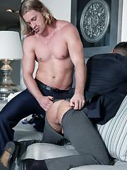 Dapper. Starring Johan Kane & Klein Kerr by Men at Play image #10