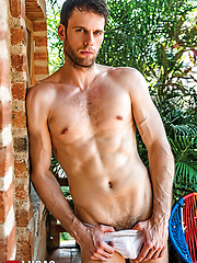 Sean Xavier Fucks Mark Edwin Bareback by Lucas Entetainment image #10