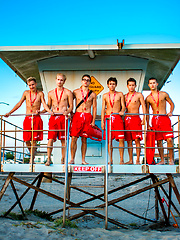 Lifeguards: Behind the Scenes by Helix Studios image #5