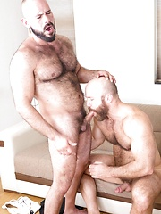 Marco Bolt and Nixon Steele by Bareback Cum Pigs image #12