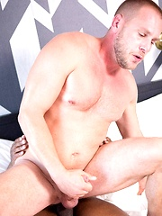 Champ Robinson and Hans Berlin by Bareback Cum Pigs image #11