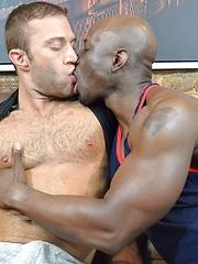 Big Black and Brawny Beefcake by Alpha Male Fuckers image #10