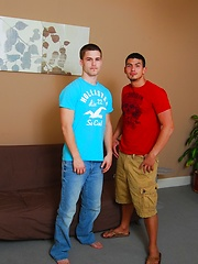 Jimmy and Vinnie by College Dudes image #6