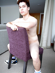 Straight mates - Japanese hottie Ryan Kai showing off that XL cock by Bentley Race image #8