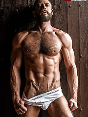 Muscle Daddy Bulrog Tops Devin Franco by Lucas Entetainment image #11