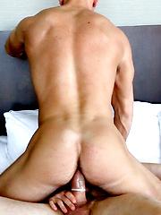 Uncut Jock Nick Paul FUCKS Muscle Stud Zach Douglas by Gayhoopla image #9