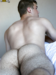 Sean Polo SOLO Jerk Off Cum Feature by Gayhoopla image #6