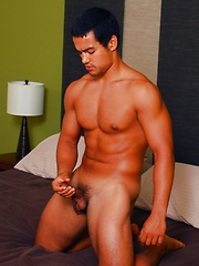 Jaime Cortez Busts A Nut by College Dudes image #5
