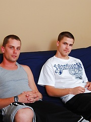 Matt and Jimmy by College Dudes image #7