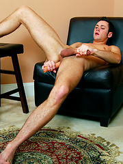 Marc Peron busts a nut by College Dudes image #6