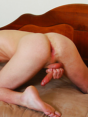 Jonah Madison busts a nut by College Dudes image #5