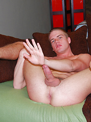 Gage Preston busts a nut by College Dudes image #7