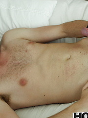 Khristian James plays with his cock by HomoEmo image #5